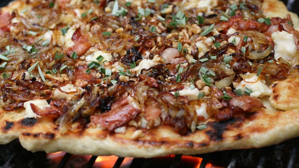 Grilled Pizza And Your Other Favorite 'Tastes Of Summer'