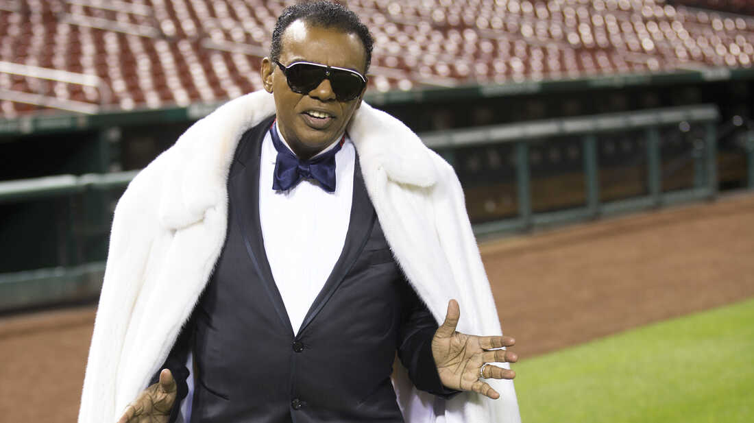 For R&B's Ron Isley, Music Is 'Just Like Magic'