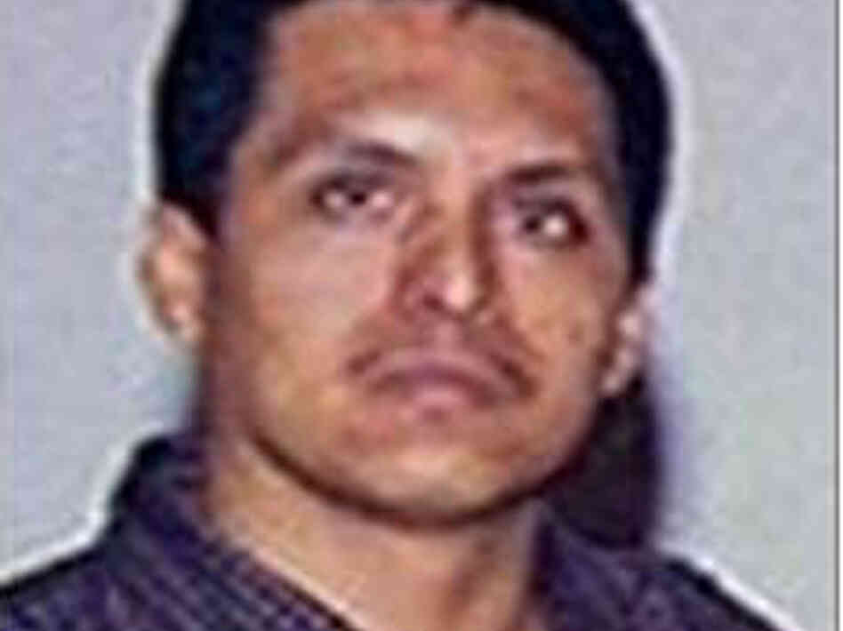 The alleged leader of the Zetas drug cartel, Miguel Angel Trevino Morales, grew up in Dallas. He was arrested Monday in Mexico, according to Mexican media reports. He's shown here in an undated photo from the Mexican Attorney General's Office.