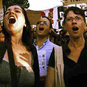 Opera Singer Becomes (Soprano) Voice Of Protest In Portugal