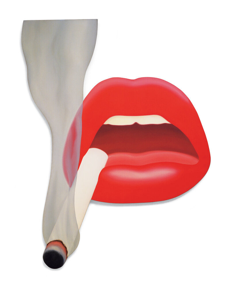 Naked Or Nude? Wesselmann's Models Are A Little Bit Of Both