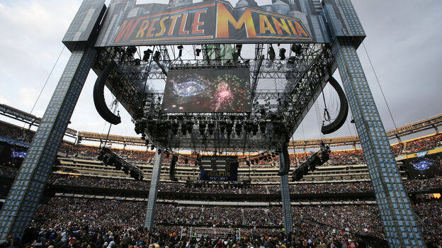 Match outcomes at WWE's Wrestlemania 29 event are just a few of the ones a Reddit user predicted with 100 percent accuracy.