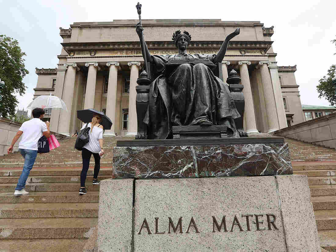 Columbia University in New York City.