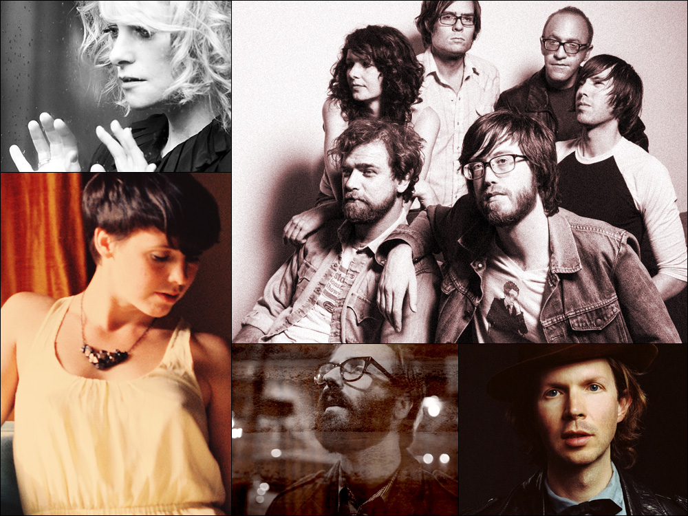 New Music: Beck, Okkervil River, Goldfrapp, More
