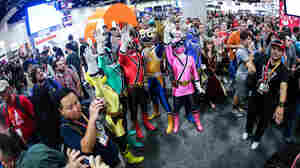 A Comic-Con Diary, Day Zero: A Nervous Man Ponders A Bag Of Sharp Objects