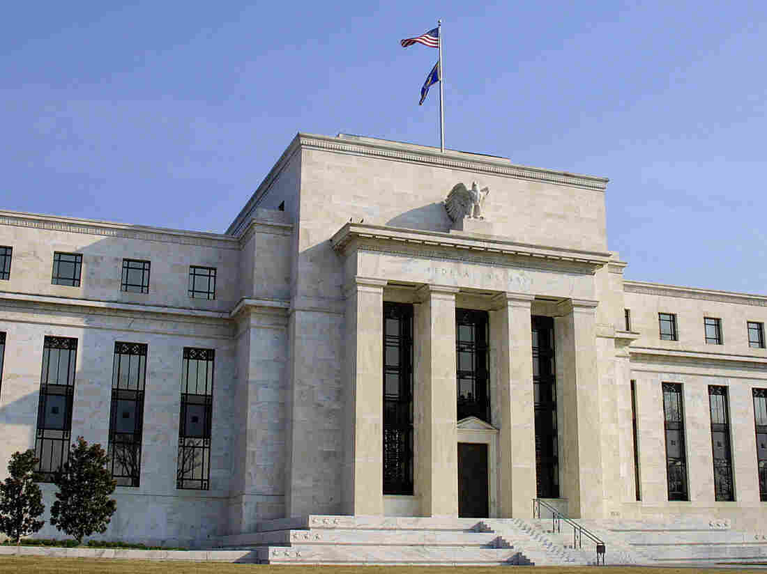 The Federal Reserve, home of the Beige Book.