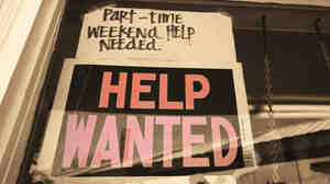 Part-time jobs have been proliferating this year as employers hold back on hiring.