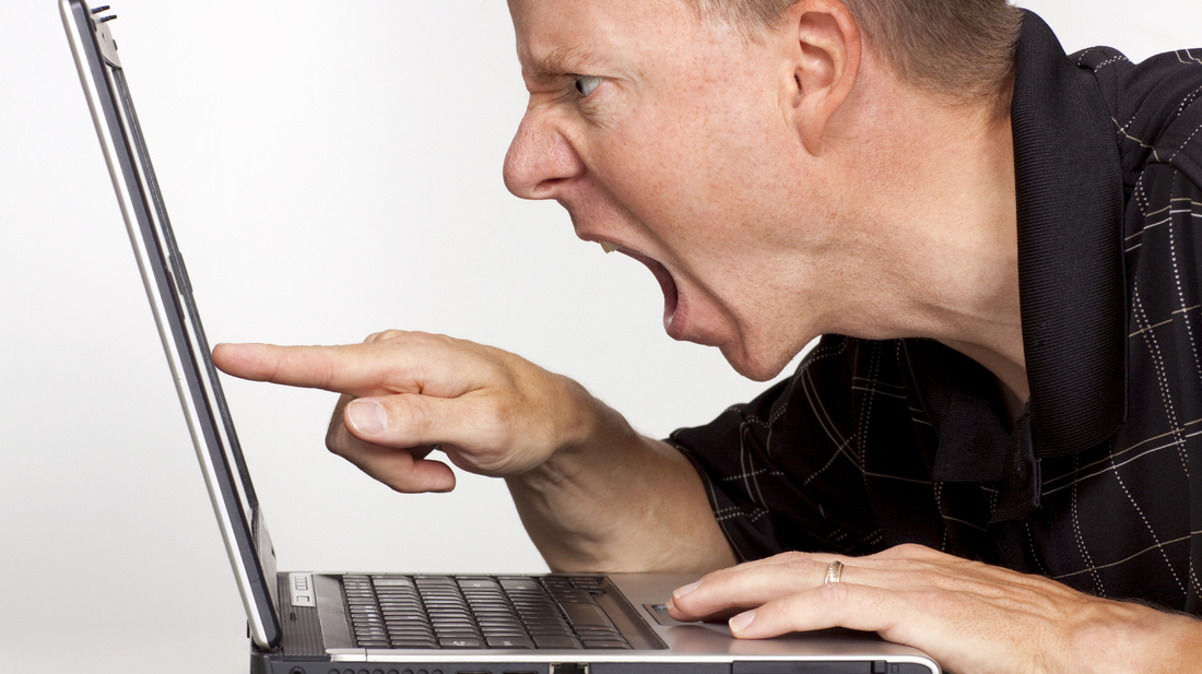 Five Ways to Manage Angry Internet Posts