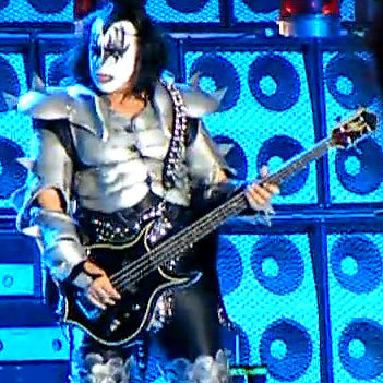 Kiss in Ottawa