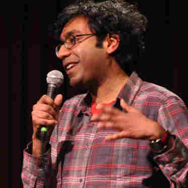 Comedian Hari Kondabolu says he knows some people won't like his point of view, but he's OK with that.