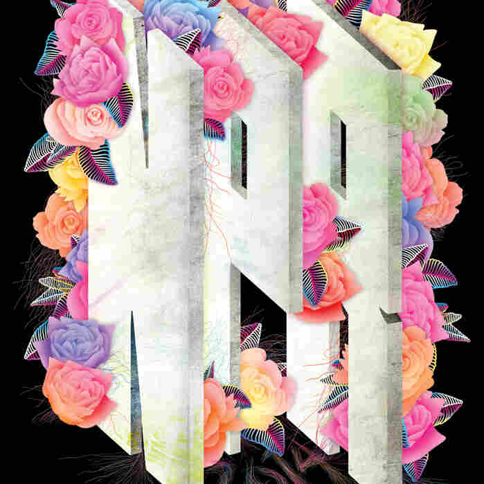 Artist Rich Tu designed this cover art for the 2014 NPR Wall Calendar.