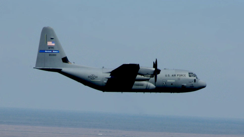 Sequestration Could Curtail 'Hurricane Hunter' Missions