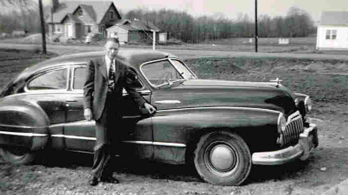Leonard Carpenter in Kentucky, where he grew up, in the early 1940s.