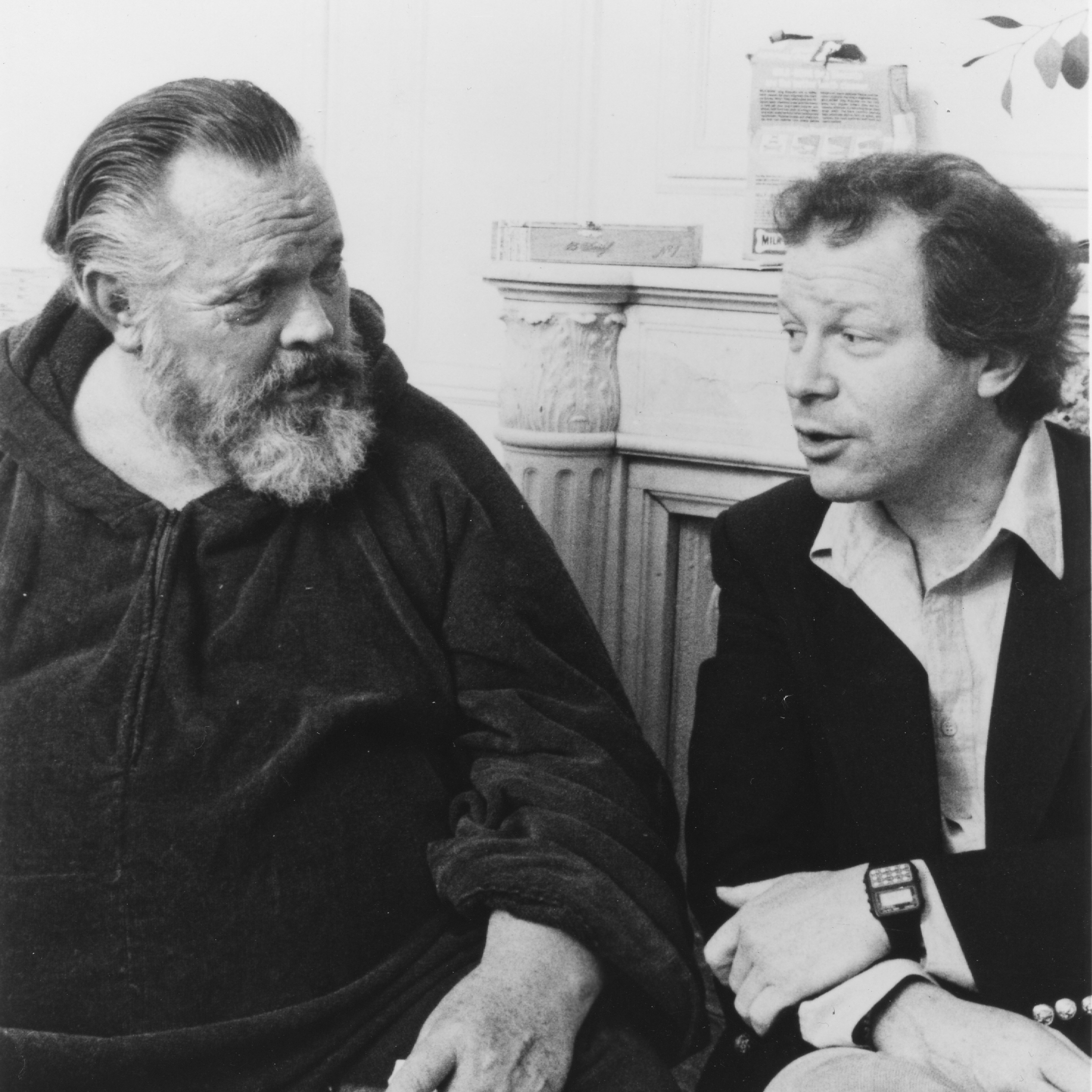 Henry Jaglom was a close friend of Orson Welles, and co-starred in Someone To Love, where Welles made his final film appearance.