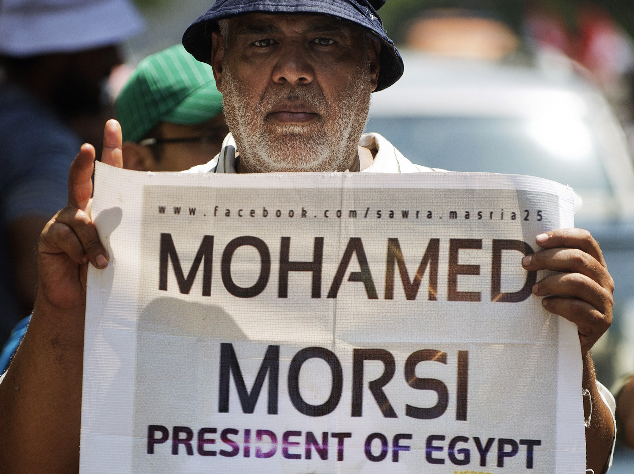 Morsi's Ouster In Egypt: A 'Bookend' For The Arab Spring