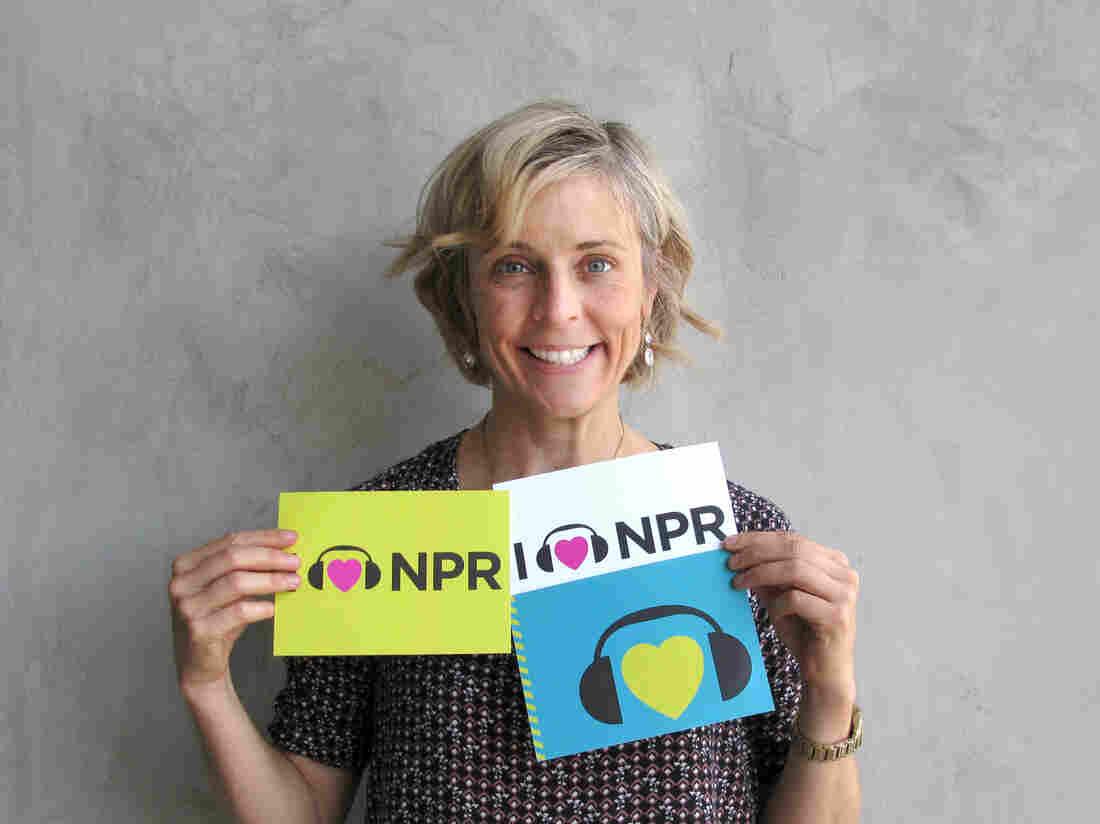 Maria Bamford at NPR West.