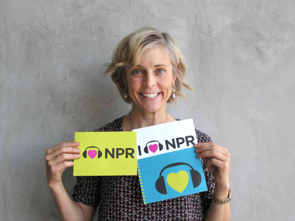 Maria Bamford at NPR West.
