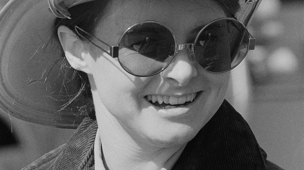 Judy Brewer was the country's first full-time female firefighter. (AP)