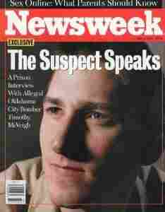 McVeigh in Newsweek