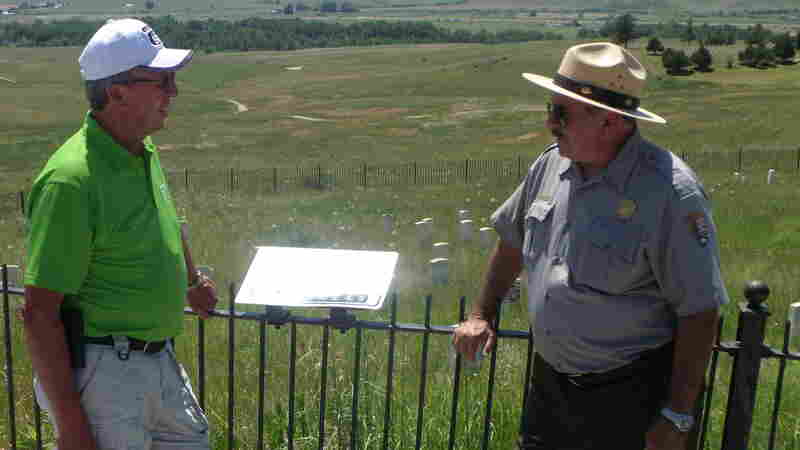 Little Bighorn Tour Guide Brings Battle To Life
