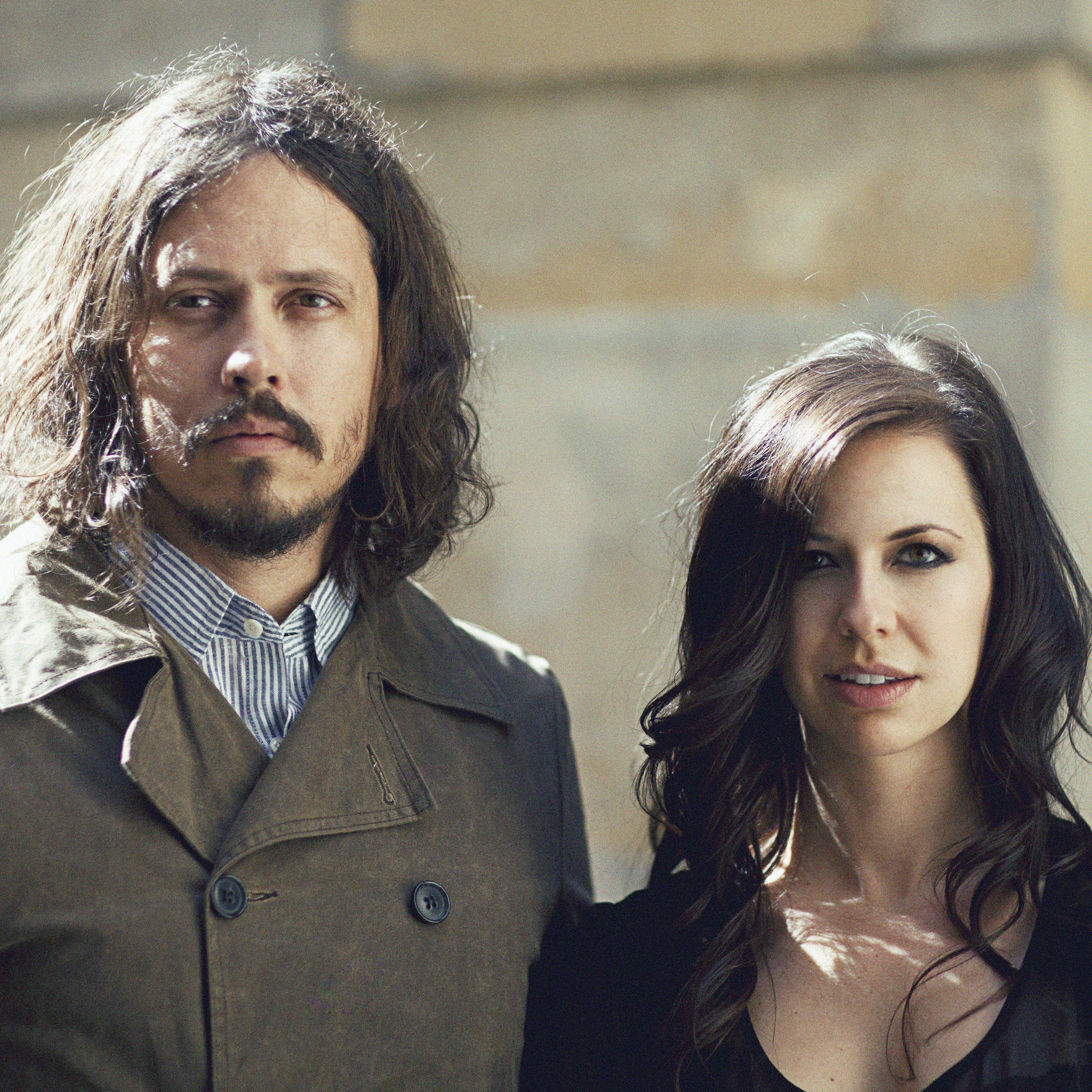 John Paul White and Joy Williams are The Civil Wars