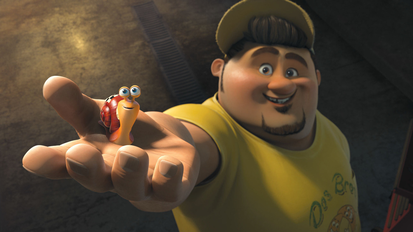 do racing snails drive racial stereotypes in 'turbo'? : code switch