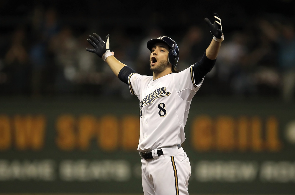 MLB Suspends Ryan Braun For The Rest Of 2013