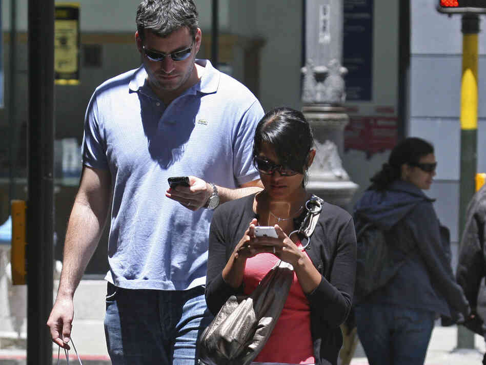 Texting and social media make romantic ties simultaneously easy to avoid and harder to shake.