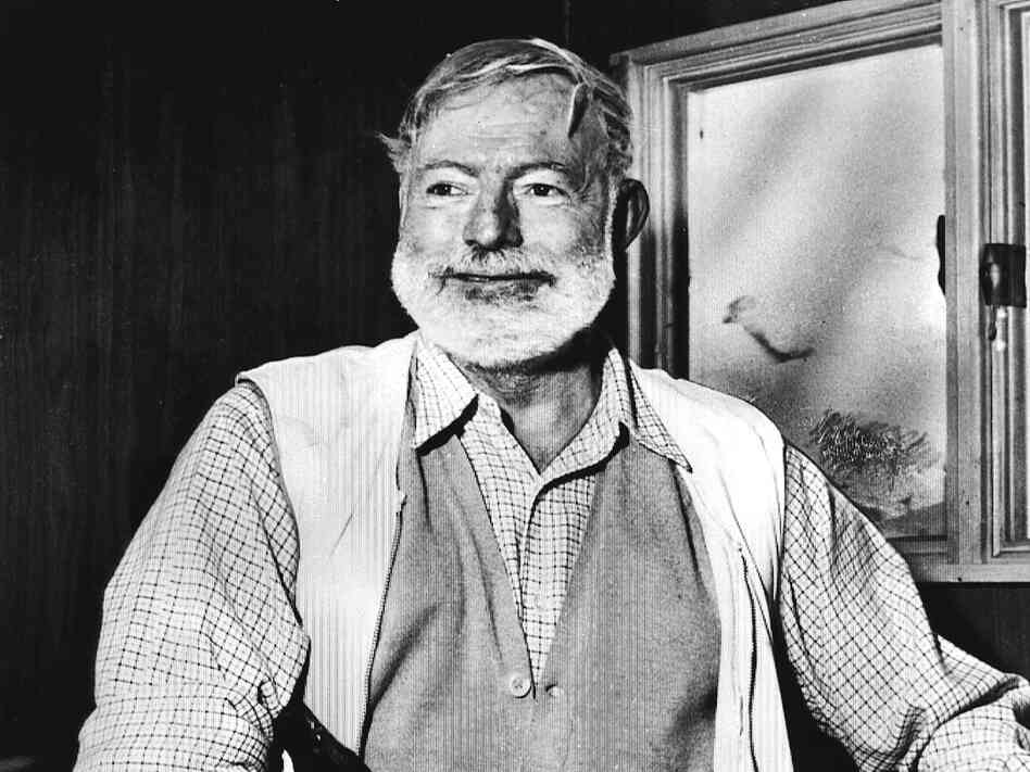 Ernest Hemingway was nearly as famous as a hunter and fisherman as he was a writer.