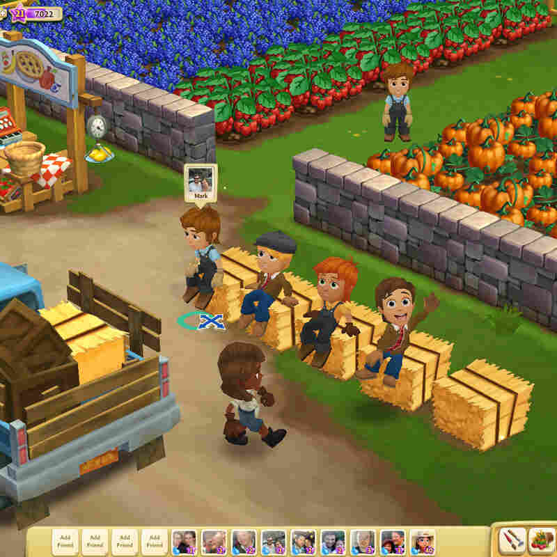 Popular online games like FarmVille use powerful reward systems to get players to spend real-world money on virtual items.