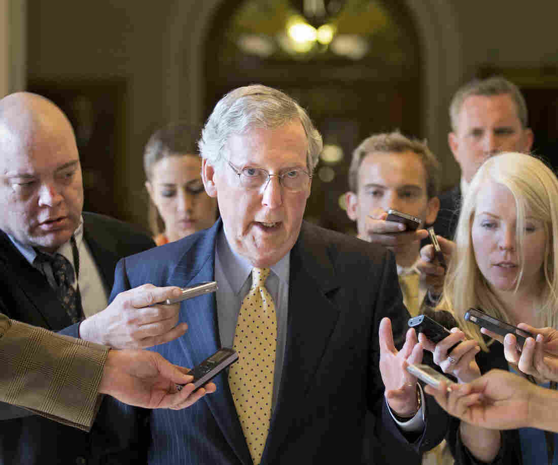 Sen. Mitch McConnell of Kentucky, the Senate minority leader, may have previewed his below-the-radar approach to future negotiations with Democrats during the recent filibuster fight.