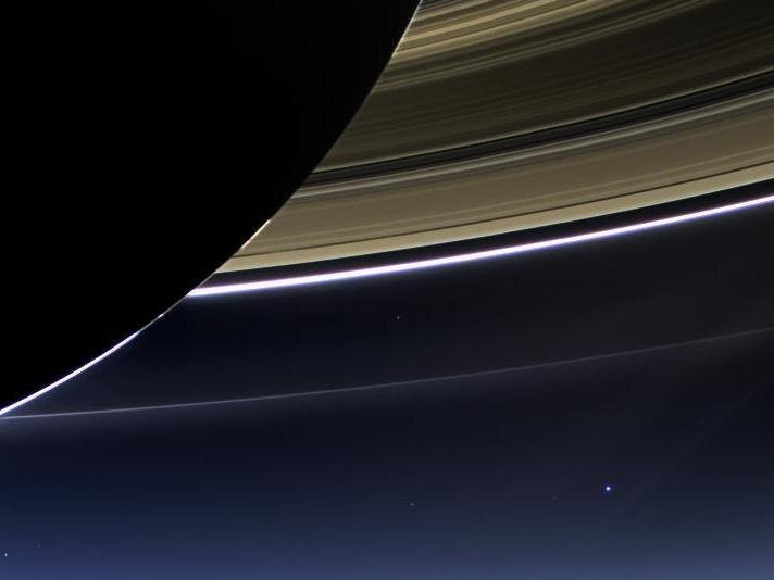 LOOK: Cassini's Version Of 'Th...
