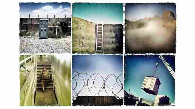 iPhone photographs from Afghanistan