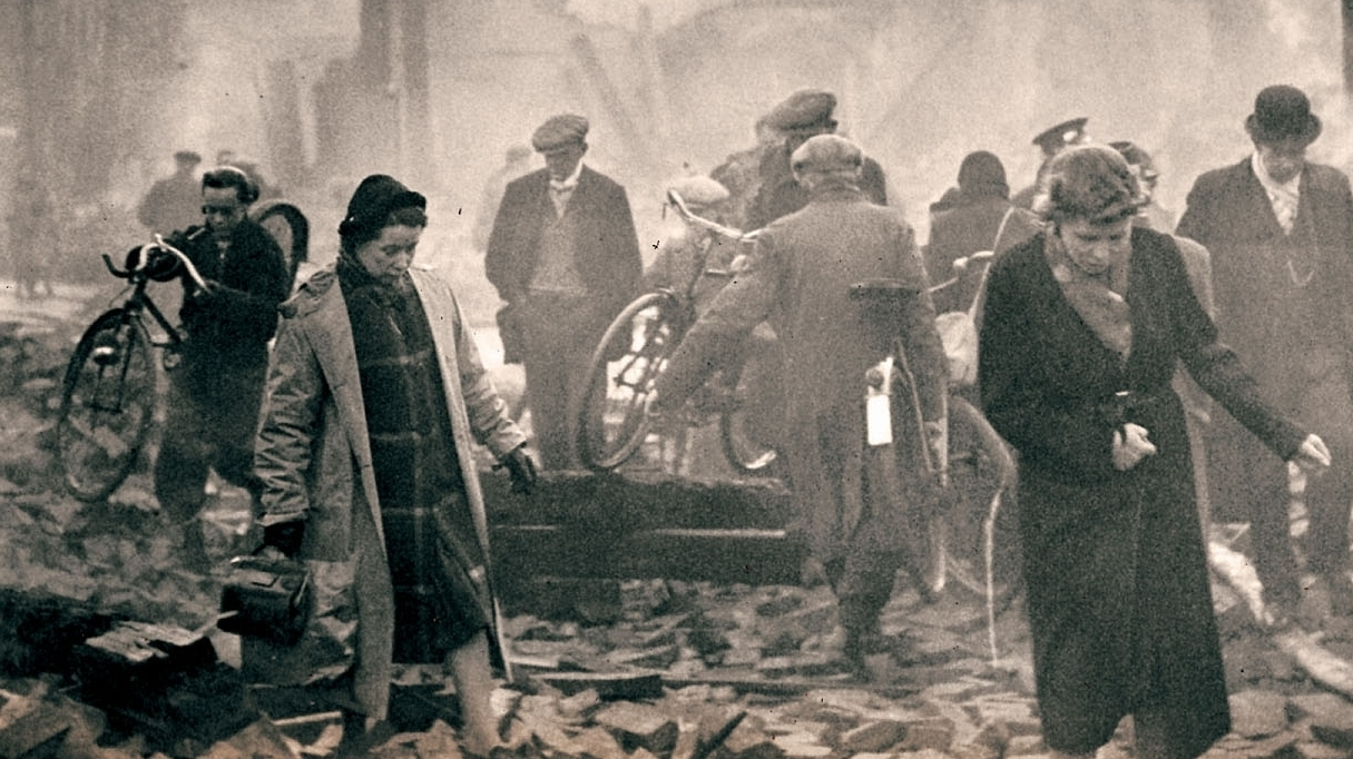 Car Talk Podcast >> After WWII, Europe Was A 'Savage Continent' Of Devastation : NPR