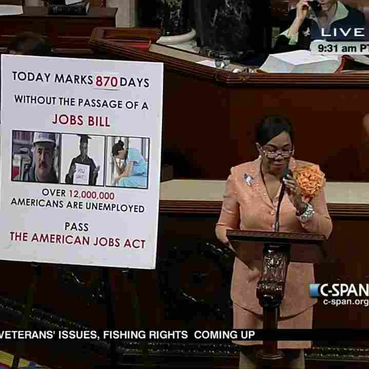 How Floor Charts Became Stars Of Congress