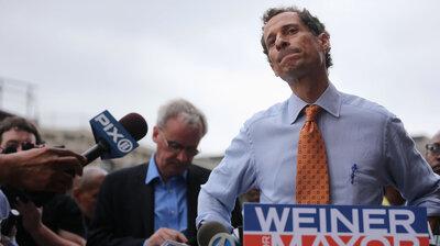 Anthony Weiner : NPR