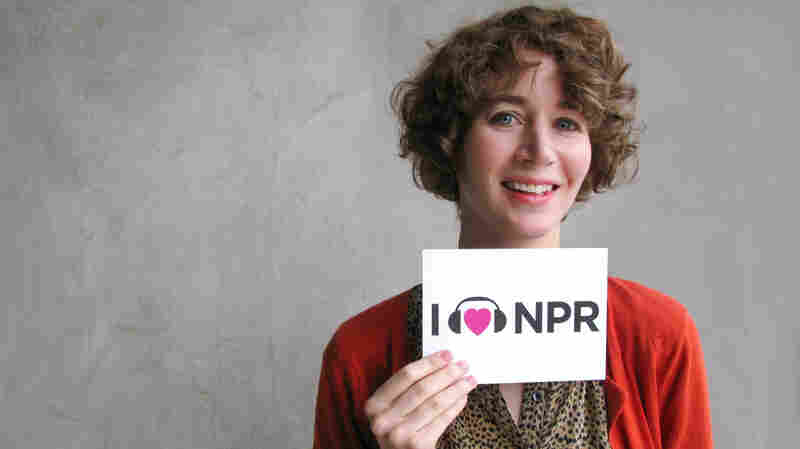 Miranda July Hearts NPR