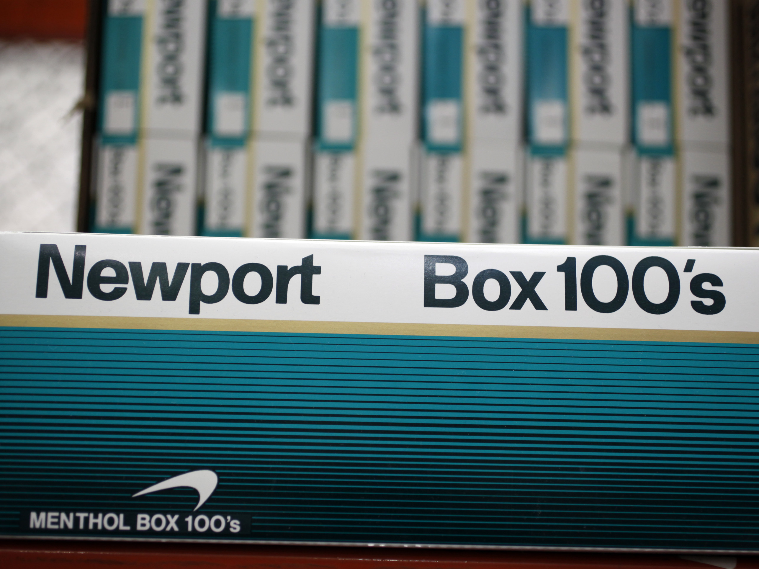 Menthol: Great In Aftershave, Not So Much In Cigarettes