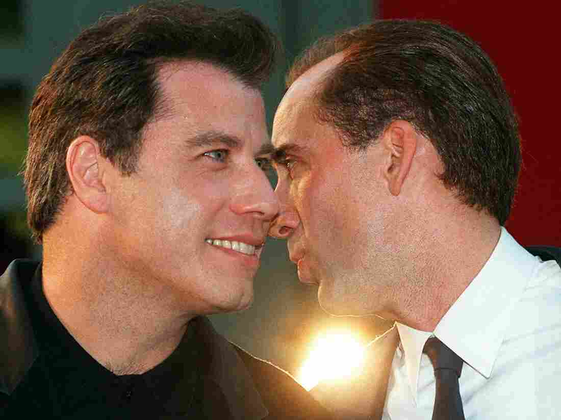 Outside of a John Woo film like Face/Off, starring John Travolta and Nicolas Cage, it's nearly impossible for someone to steal your face.