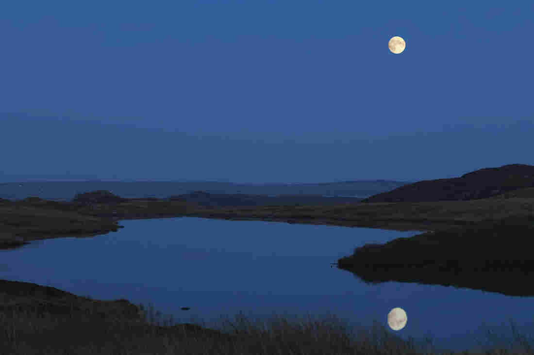 The moon is one of the most obvious natural indicators that the passing of time follows a pattern and can be tracked in a useful way.
