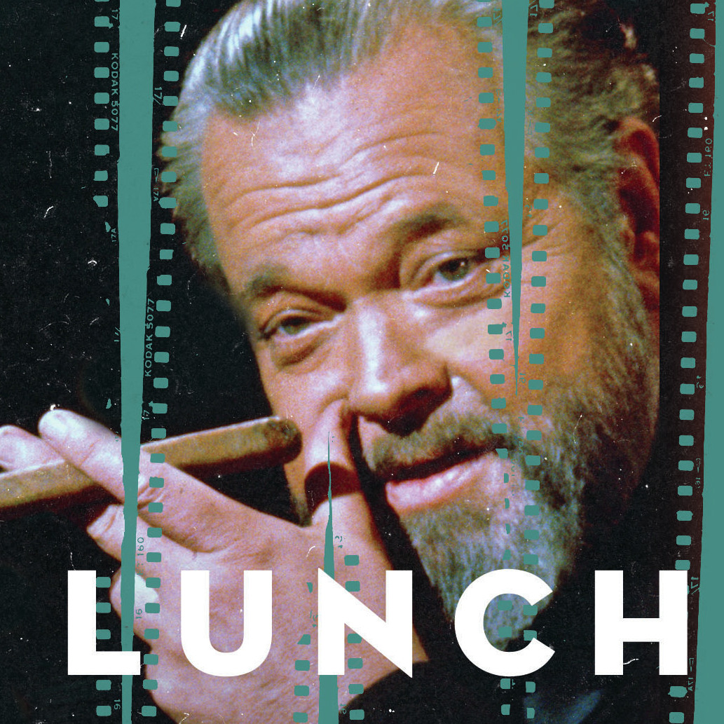 My Lunches With Orson cover