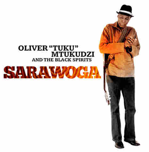 "Sarawoga, the title of Oliver Mtukudzi's latest album, means ""Left alone."""