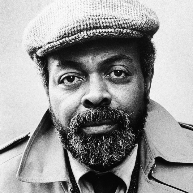 Amiri Baraka in the 1970s. (Getty Images)
