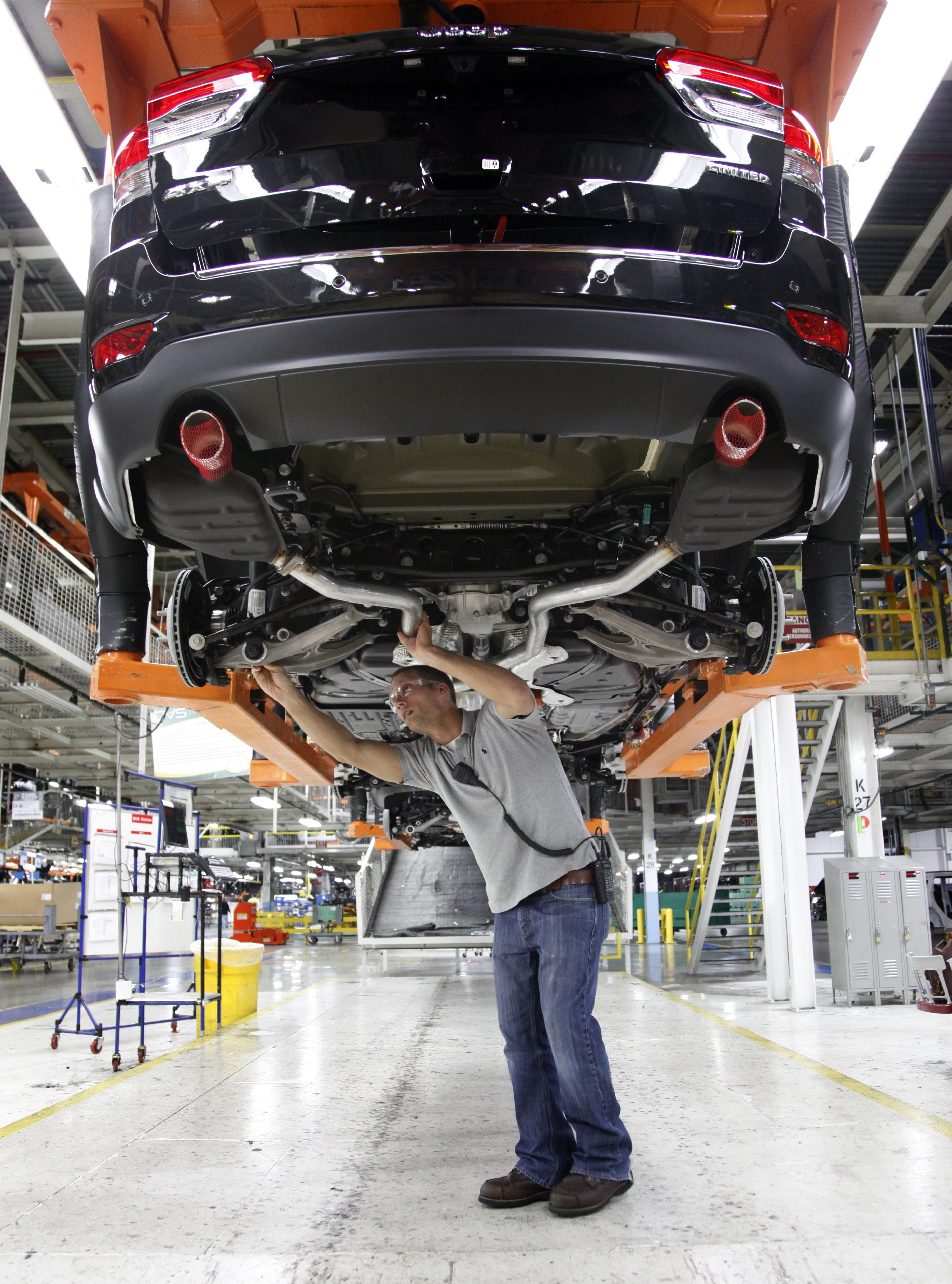 U.S. Carmakers Are Riding High, But Detroit May Not Feel It