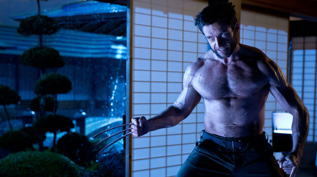 The Wolverine finds Hugh Jackman's Logan at large in Japan, where an old friend is looking for a hand — and our hero is looking to sort out some psychological baggage.