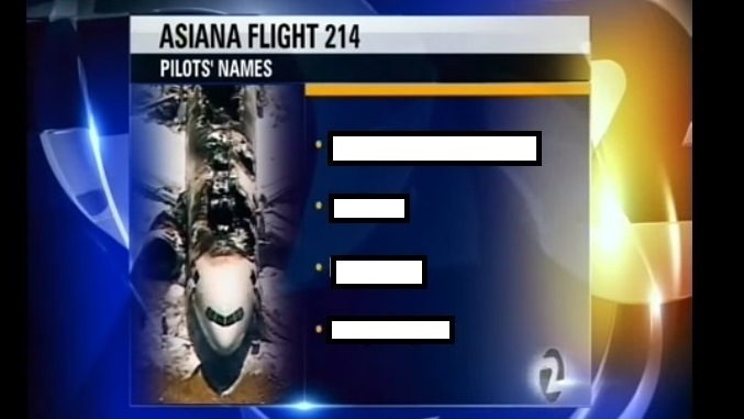 Heads Roll At TV Station That Broadcast Bogus Pilots Names