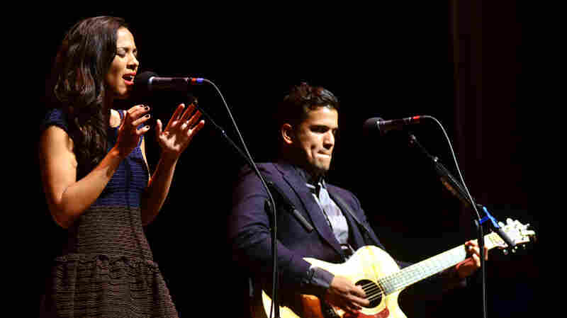 Johnnyswim On Mountain Stage
