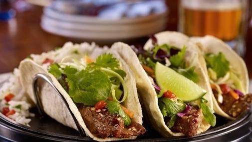 Latin asian cuisine