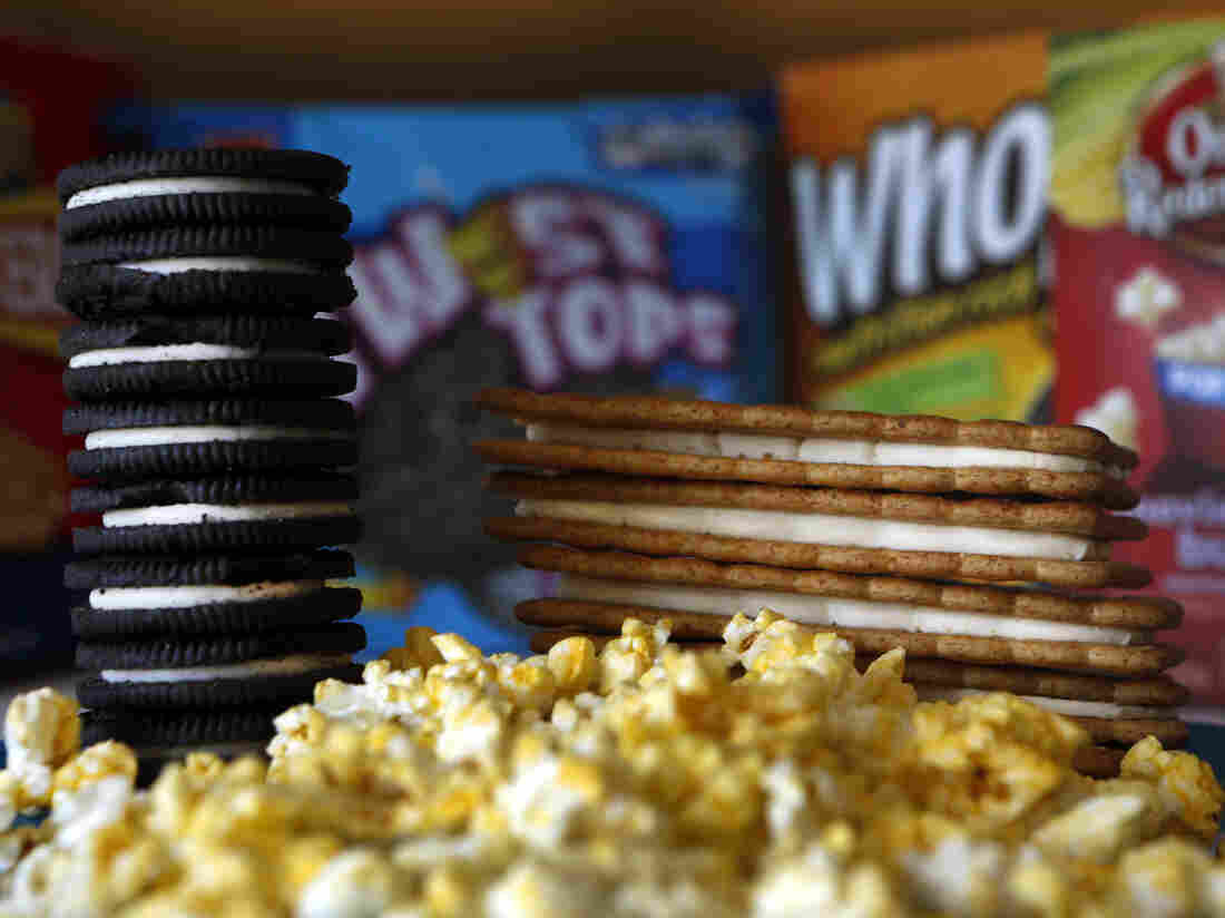 Much of the palm oil imported into the U.S. ends up in snack foods such as cookies, crackers and microwave popcorn.