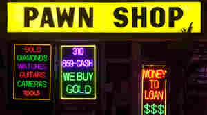 What A Falling Gold Price Means For Pawn Shops